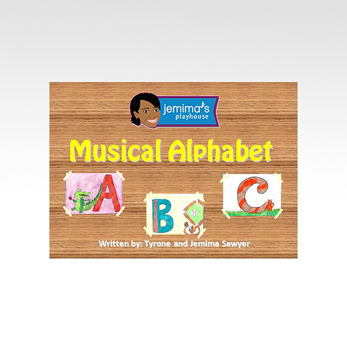 Musical Alphabet Book