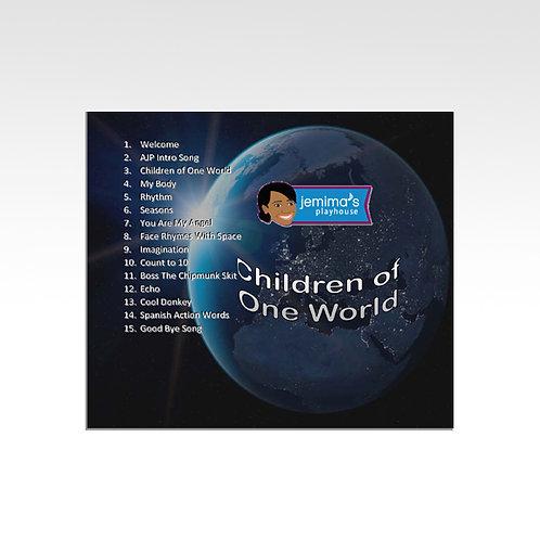 Children Of One World Music Album