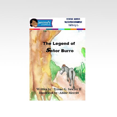 The Legend of Señor Burro Digital Book