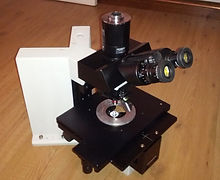 pre-owned  refurbished microscopes