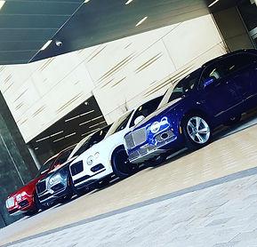 Bentley at DEN