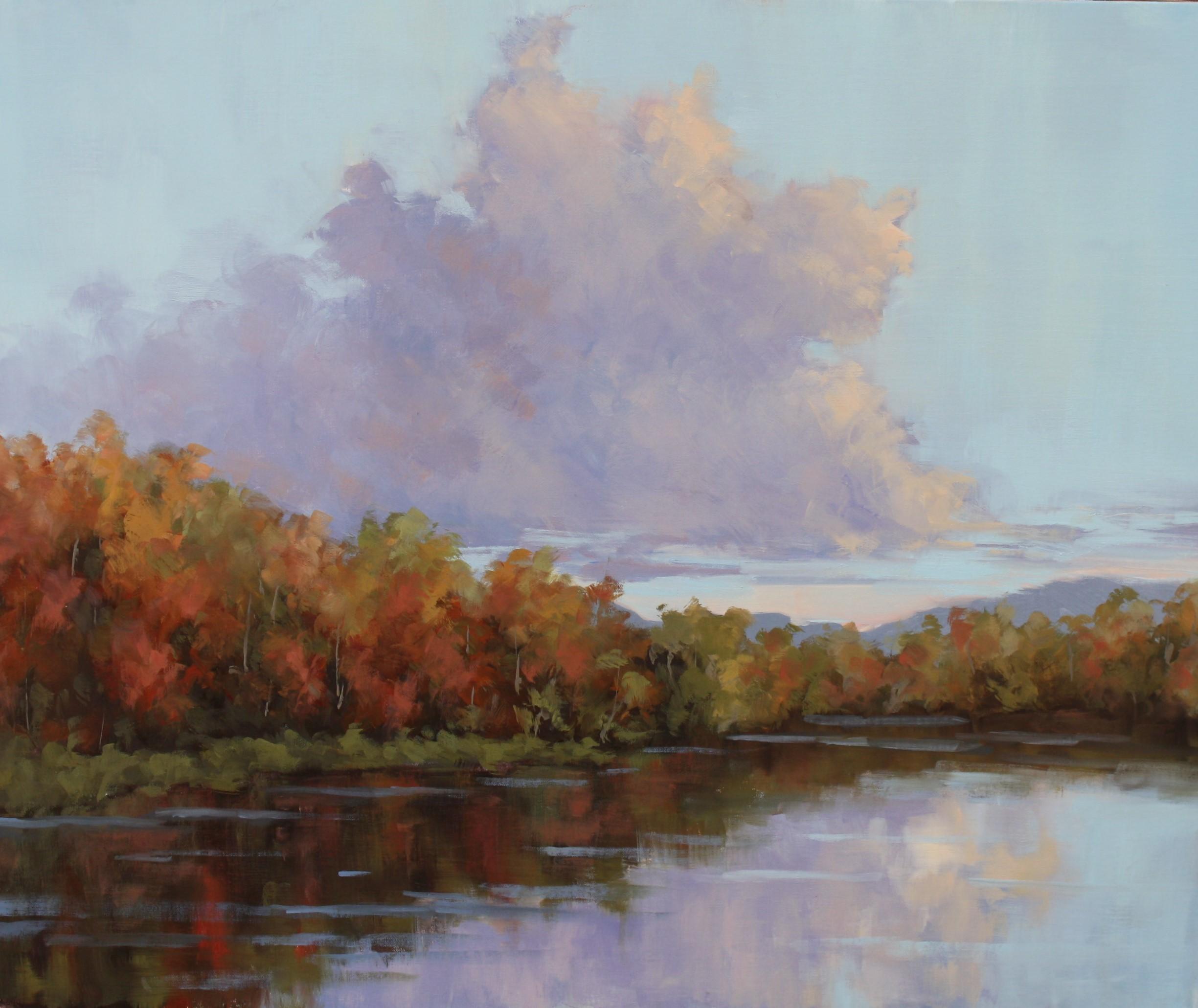 Price Lake Sky