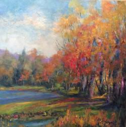 Vision of Fall, Bass Lake