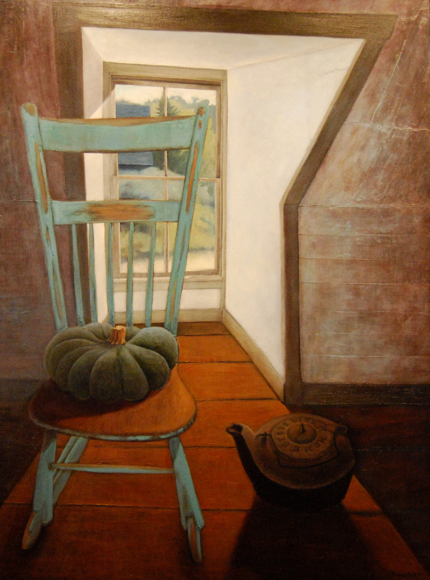 Bob Francisco, Pumpkin Pine