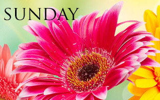 Come to church on Mothering Sunday!