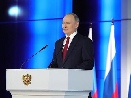Владимир Путин создал рабочую группу для внесения поправок в конституцию
