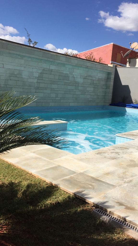 Quartzito piscina
