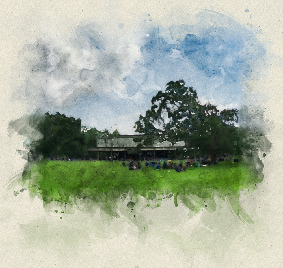 My Favorite Place- Tanglewood In The Summer