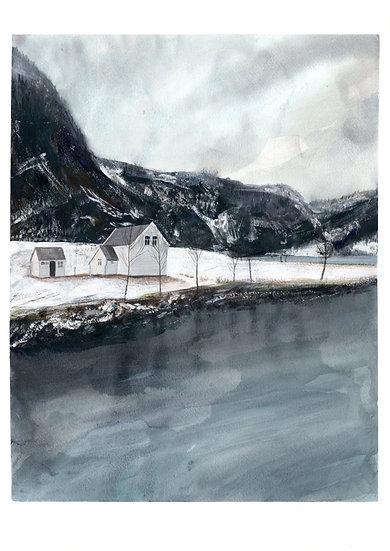 Fjord tour near Bergen