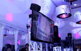 (2) Premium Totem 60 inch TV add-on