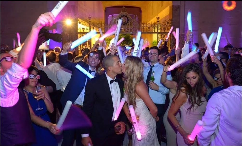 Glow Party Batons (50 pack)