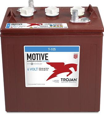 Trojan modelo T105 6v 225ah