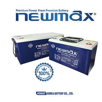 Logo Newmax Redmay SA
