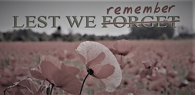 Lest We Remember…