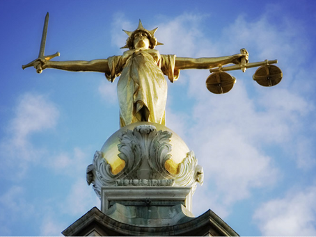 Justice in the UK; a work in progress…