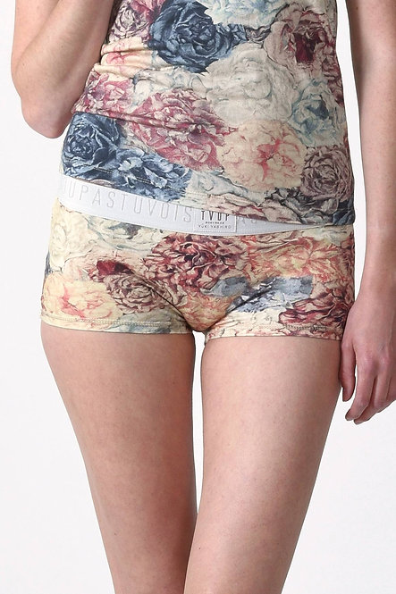 Boyshort Panties - Desert Rose