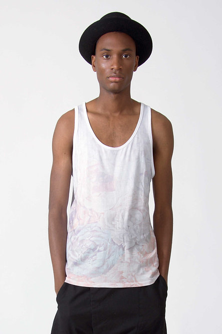 Floral Tanktop Faded