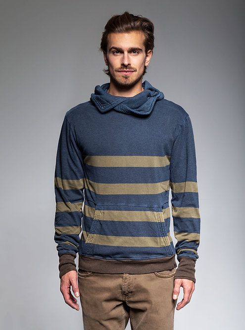Men's Wrap.Up Hoodie - Twilight