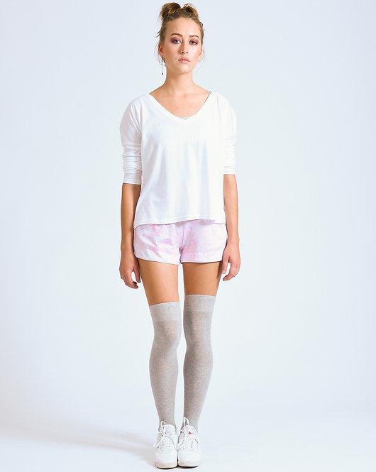 Unisex Floral Shorts Pastel Sunshine - Retail CHF 69.00