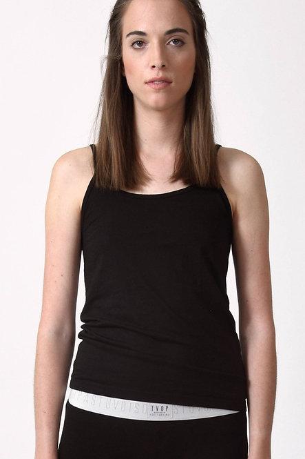 Singlet Top Bodywear - Black - RP CHF 39.90
