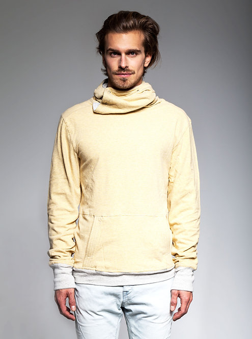 Men's Wrap.Up Hoodie - Gold Fields