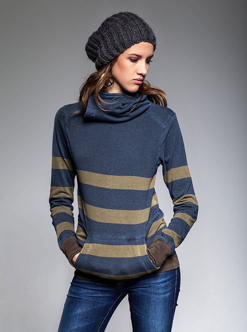 Women's Wrap.up Hoodie Twilight