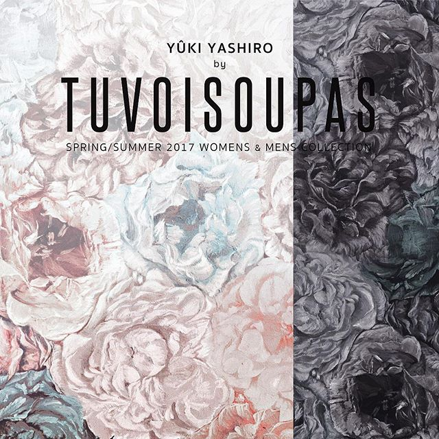 Soon 🙈 🙌🏼 #tvop #tuvoisoupas #fashion #exclusive #collaboration #yukiyashiro #mensfashion #womens