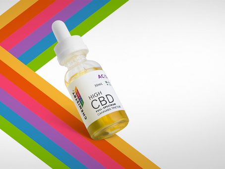 Chemistry's AC/DC Tincture Placed 3rd at the High Times World Cup!