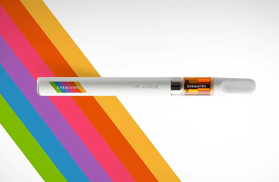 Chemistry Full-Spectrum Cannabis Vape Cartridge