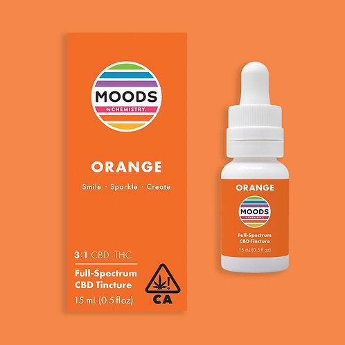 Orange 3:1 CBD Tincture
