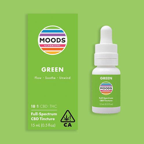 Green 18:1 CBD Tincture