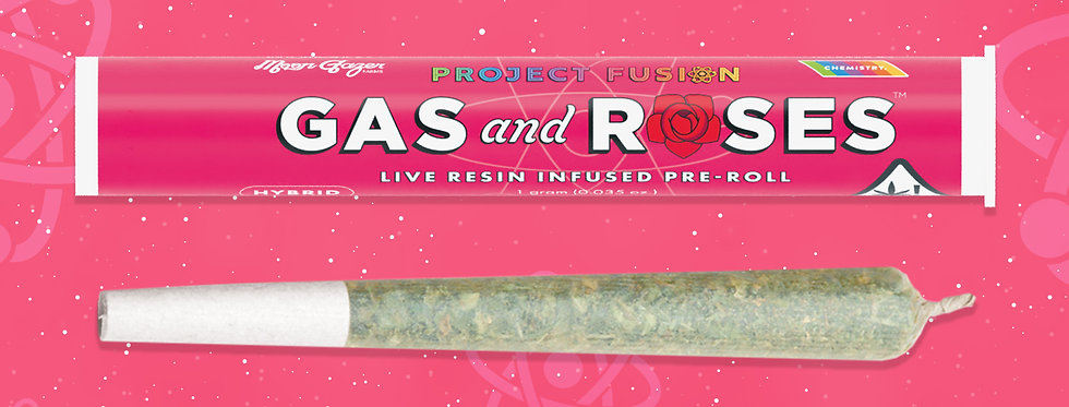 GAS AND ROSES