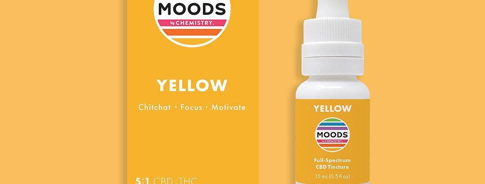 Yellow 5:1 CBD Tincture