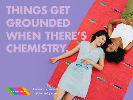 Chemistry Launches Colorful Cannabis Lifestyle Billboard Campaign (Press Release)