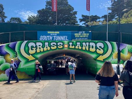 Grass Lands at Outside Lands 2019