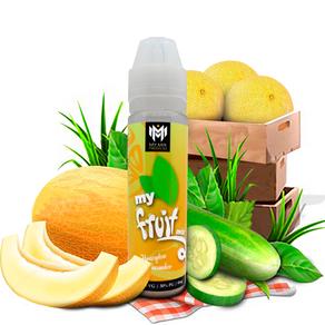 My fruit mix - Honeydew cucumber