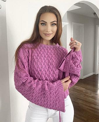 Britney Crop Sweater
