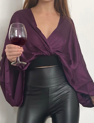 Sabrina V-Neck Blouse