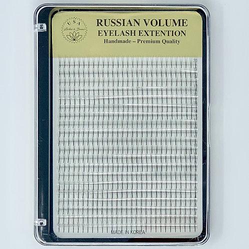 3D Russian Volume Eyelash Extension