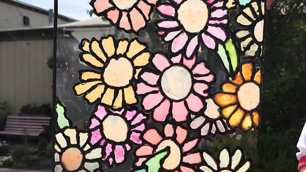 Stained Glass, June 8-11, ages 8-14