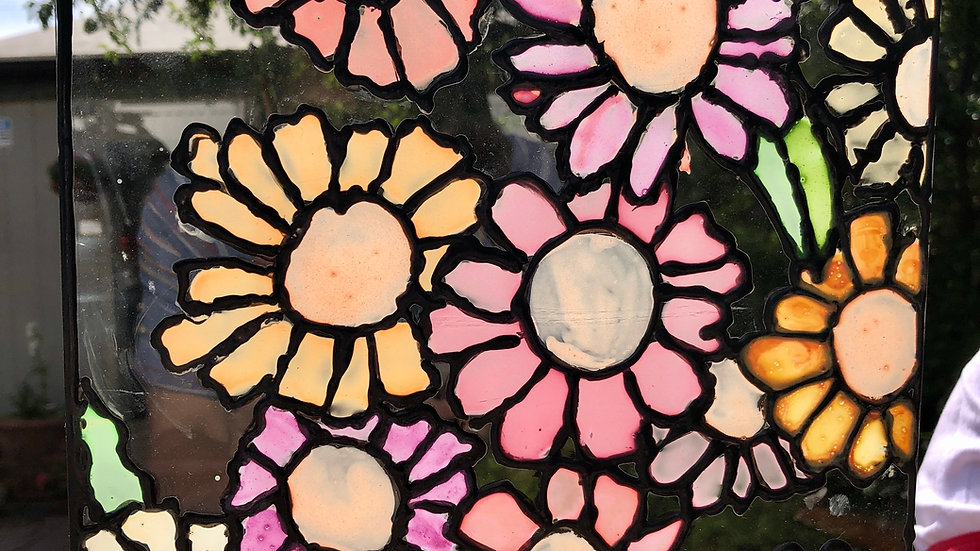 Stained Glass, June 22nd-25th, ages 8-14