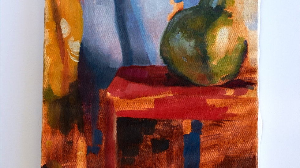 Adult Oil/Acrylic Painting Classes - Mondays 6:15-8:15 pm