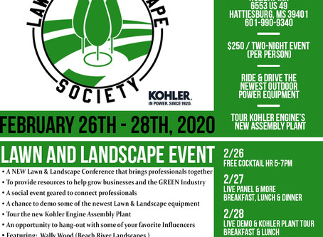 Introducing the first Land And Landscape Society Event