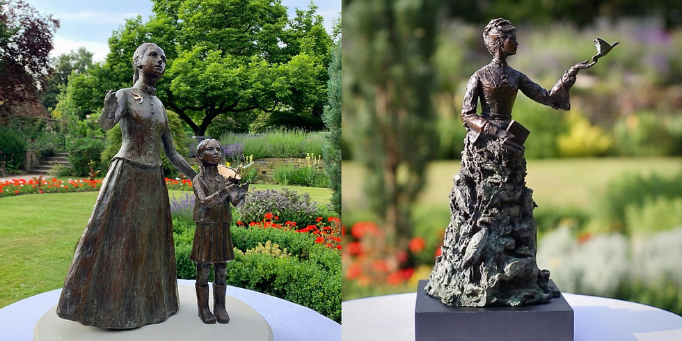 Winning sculptor announced: the Emily Williamson Statue Campaign