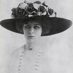Heather Firbank's feathered hats