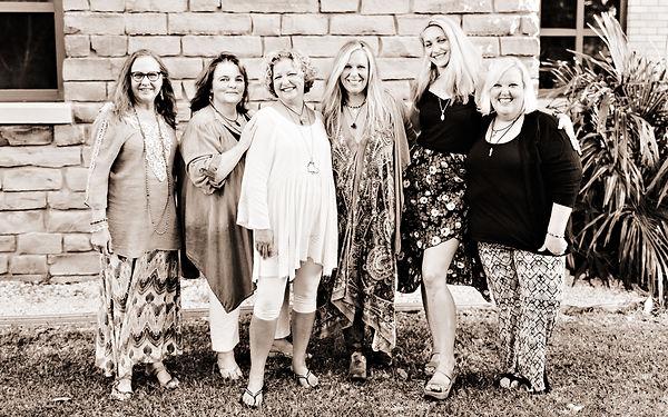 Betsey Grady, Rosie Bluum, Massage, Art, Akashic Readings, Psychic, Meditation Instructor
