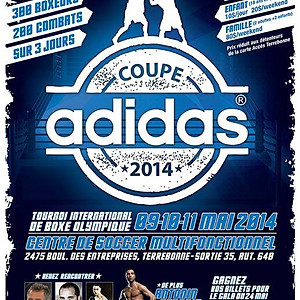 Coupe Adidas 2014