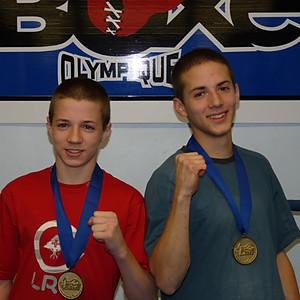 Championnat des Gants de Bronze 2008