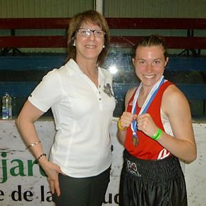 Championnat Provincial des Gants Dorés du 6-7-8 juin 2014