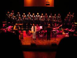 With Teresa Parodi & Procanto Choir
